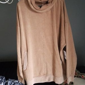 55ed0f78745 Free People Sweaters - NWT Free People Too Easy Turtle Tunic